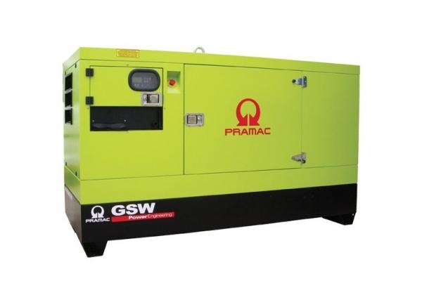 Дизельный генератор GSW870M 697 кВт