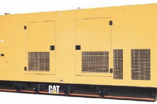 Дизельный генератор 300 кВт