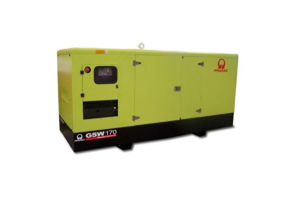 Дизельный генератор GSW170P 120.6 кВт