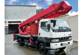 Автовышка 26 метров Tadano AT-230CG