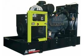 Дизельный генератор GSW310M 247 кВт