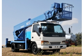 Автовышка 12 метров Aichi SN-125
