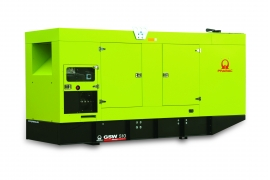 Дизельный генератор GSW510V 404.7 кВт
