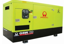 Дизельный генератор GSW275V 220 кВт