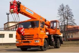Автокран 16 тонн КС-35719-1-02 Клинцы