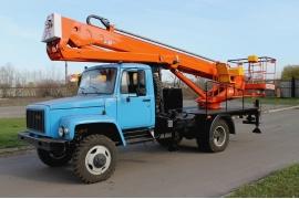 Автовышка 22 метра ВС-22Т-01