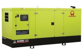 Дизельный генератор GSW165P 131,2 кВт