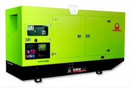 Дизельный генератор GSW590V 480.8 кВт