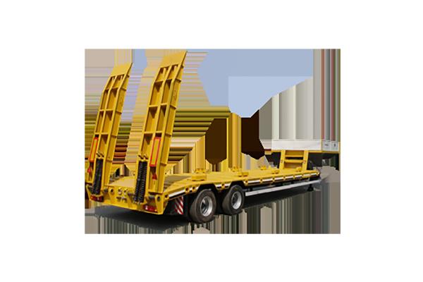 Низкорамный трал 60 тонн